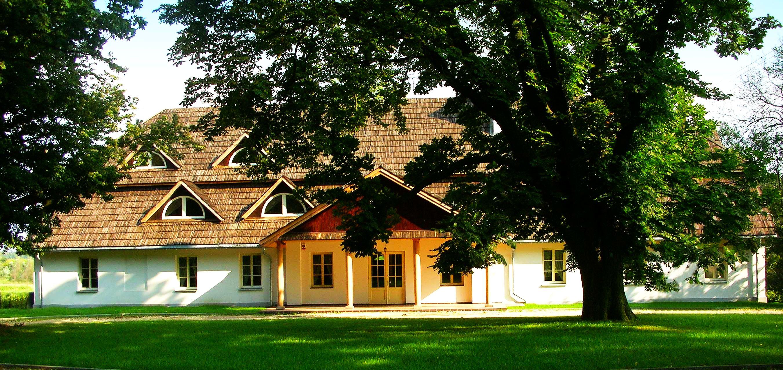 Dom weselny to tradycyjne miejsce na wesele.