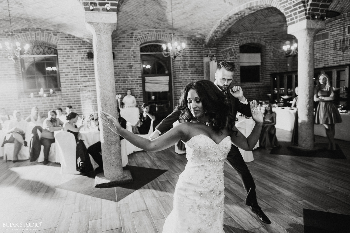 DJ podczas wesela poprowadzi również zabawy.