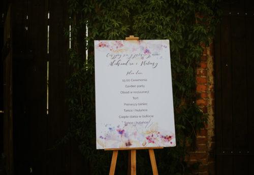 wesele w plenerze, ślub w plenerze